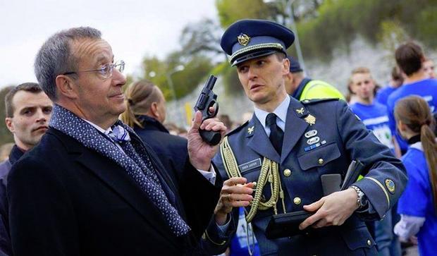 2-ой тур вколлегии выборщиков неопределил президента Эстонии