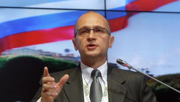 Кириенко небудет объяснять слухи освоем уходе изРосатома