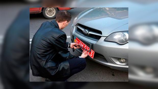 ГФС готовит списки автомобилей, нарушивших таможенный режим, для объявления врозыск