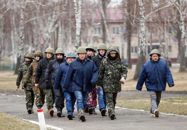 Генштаб опроверг потребность в седьмой волне мобилизации— Мобилизация