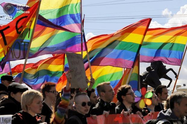 Власти «города невест» вРФ неожиданно одобрили проведение гей-парада