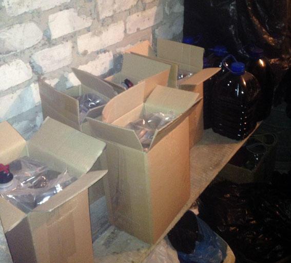 Милиция  задержала реализатора «паленого» коньяка, откоторого погибли  5 человек вЛимане