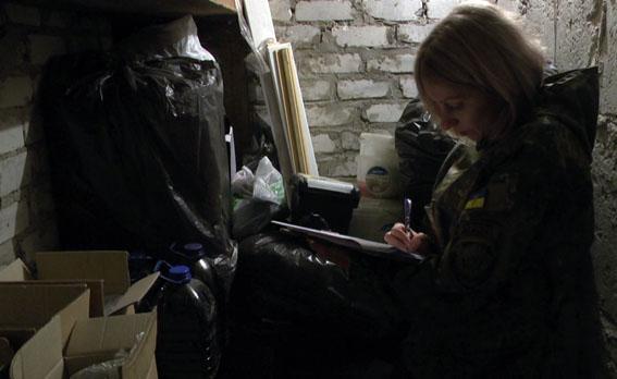 Милиция задержала реализатора ипоставщика суррогатного алкоголя изХарьковской области