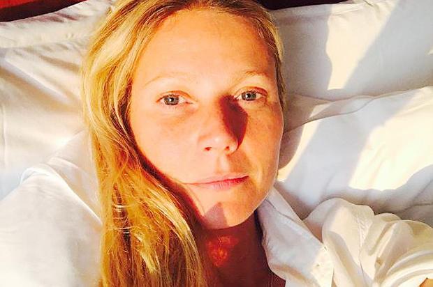 Гвинет Пэлтроу обнародовала свое фото без косметики