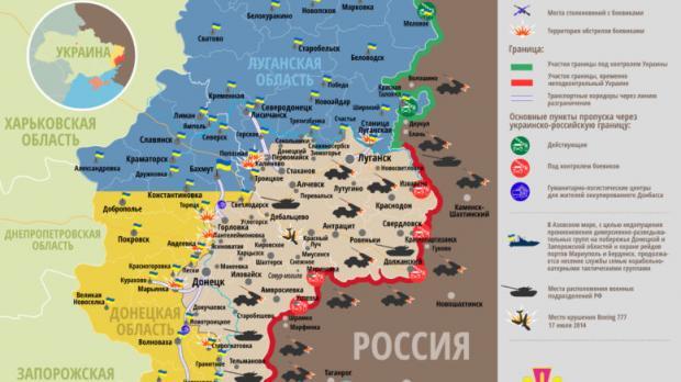 Разведение сил наДонбассе: Станицу Луганскую могут вычеркнуть изсписка