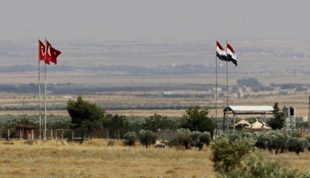 Турция построит стену вдоль всей границы сСирией квесне последующего года