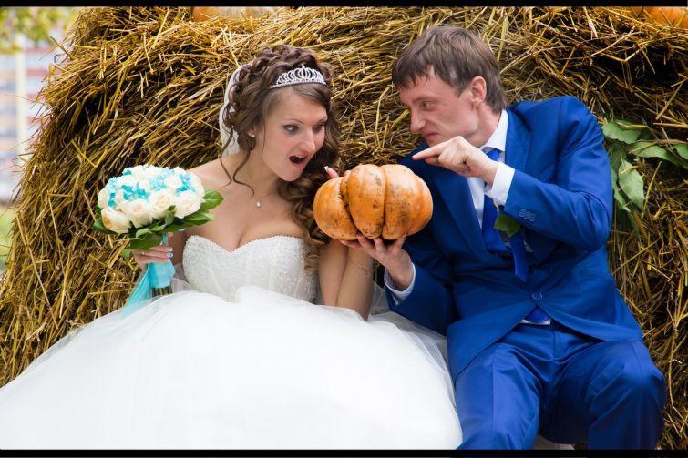 Свадебные приколы русские
