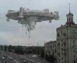 Порошенко просят рассекретить данные о падении НЛО под Запорожьем