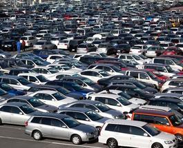 Ввоз в Украину б/у автомобилей приобрел массовый характер