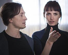 Сергей Безруков и Анна Матисон представят публике совместный новый фильм