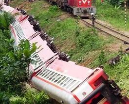 Авария поезда в Камеруне: более 60 человек погибли