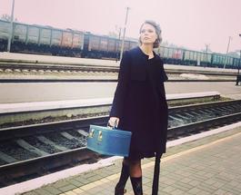 Ольга Фреймут доставлена в Хмельницкий в дорожной сумке