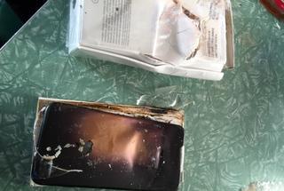 iPhone 7 взрываются в коробке во время доставки: опубликованы фото