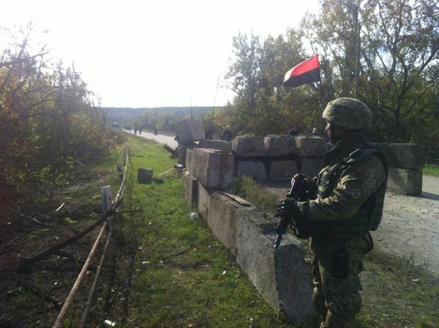 Боевики остановили пропуск лиц наКПВВ «Станица Луганская»