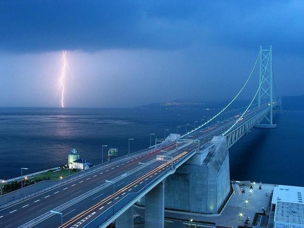 Обнародованы тайные материалы остроительстве первого моста через Керченский пролив