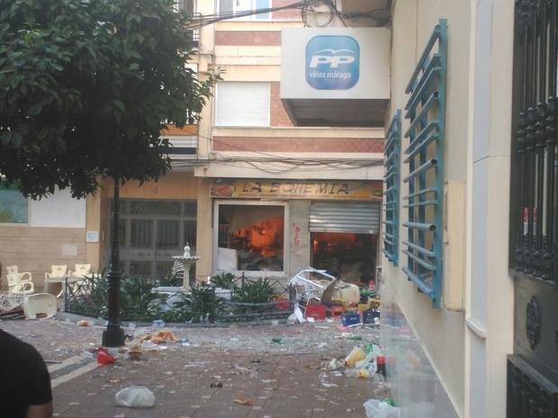 Виспанском ресторане неменее 70 человек пострадали отвзрыва газового баллона