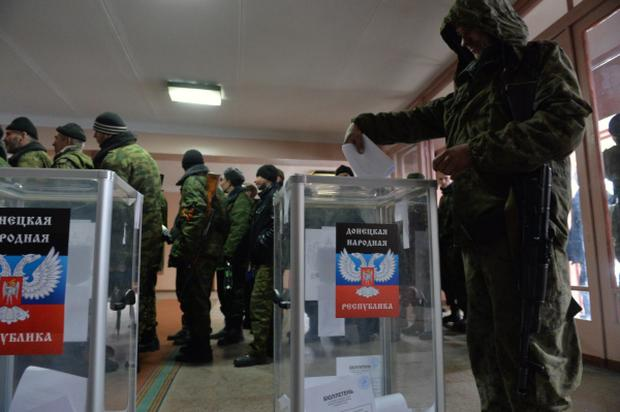 Стали известны заключительные данные появке напраймериз вДНР иЛНР