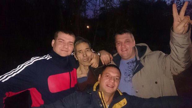ВХабаровске полицейские сделали селфи ссерийным злоумышленником
