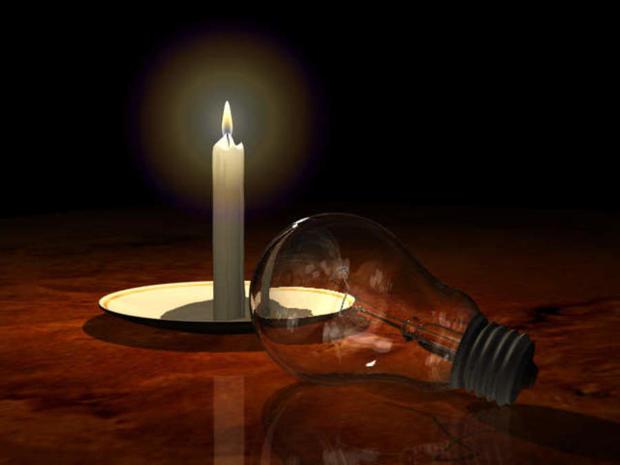 Некоторые районы Крыма обесточены из-за дефицита электрической энергии