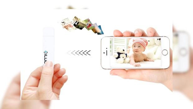 Нарынок вышла первая беспроводная флешка для iPhone
