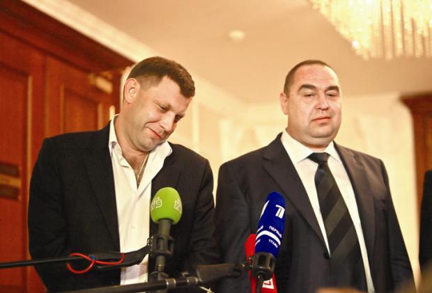 Руководитель ДНР Захарченко пожелал имениннику Путину окружить себя друзьями