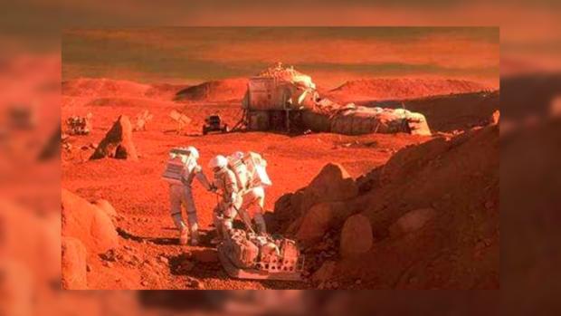 Стало точно понятно, через сколько лет начнется колонизация Марса