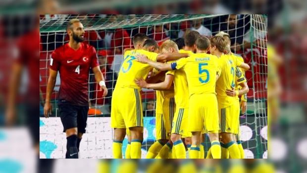 ВУЕФА переписали 1-ый гол вматче Украина— Косово наАртема Кравца