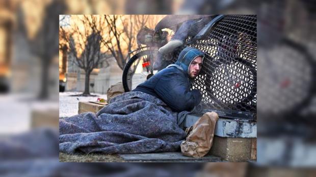 ВФинляндии больше бездомных женщин идетей