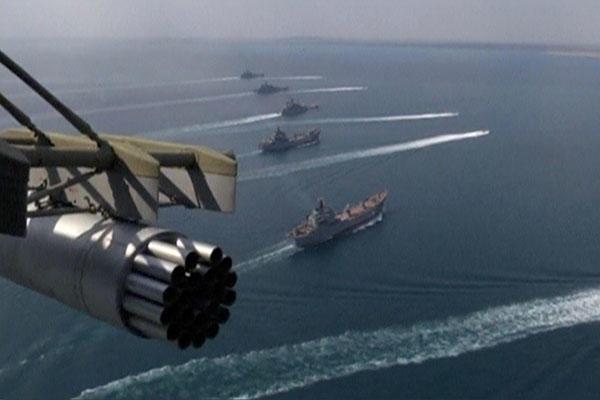 Боевая авиация США перепугала флотилиюВС РФвСредиземном море