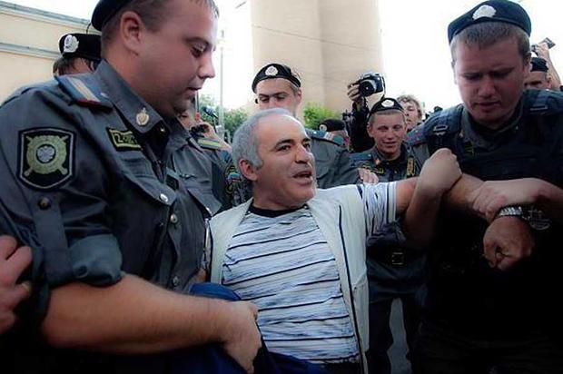 Каспаров одержал победу вЕСПЧ дело против РФ
