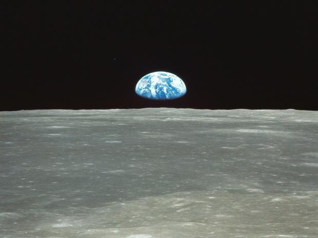 Японцы показали, как земля заходит за горизонт