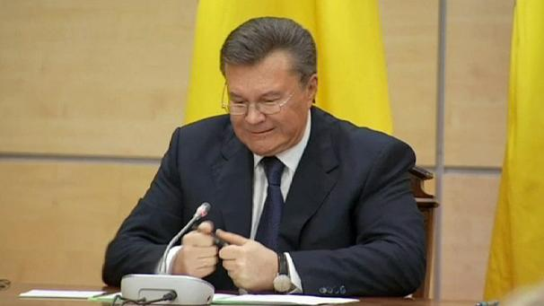 Евросуд обязал Киев оплатить издержки экс-президента Януковича