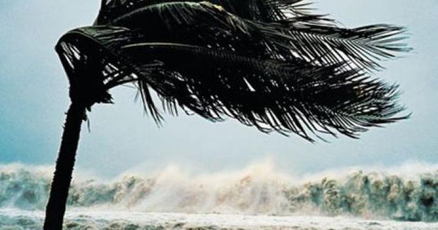 ВКрыму надва дня объявили штормовое предупреждение