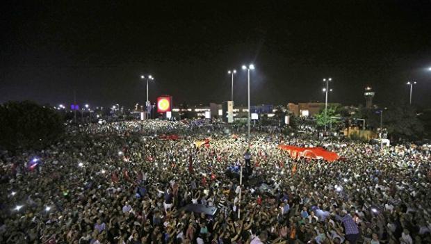 ВАнкаре запретили всевозможные массовые собрания