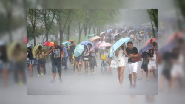 Приморье может задеть ужасный тайфун «Сарика»