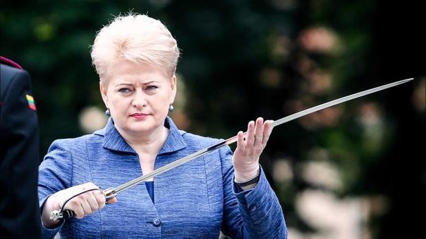 Грибаускайте: Переброска «Искандеров» вКалининградскую область— агрессивная демонстрация силы