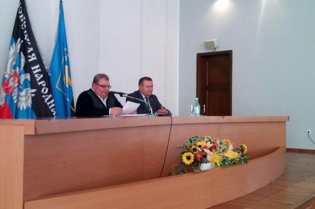 ВДонецке официально назначили нового главы города