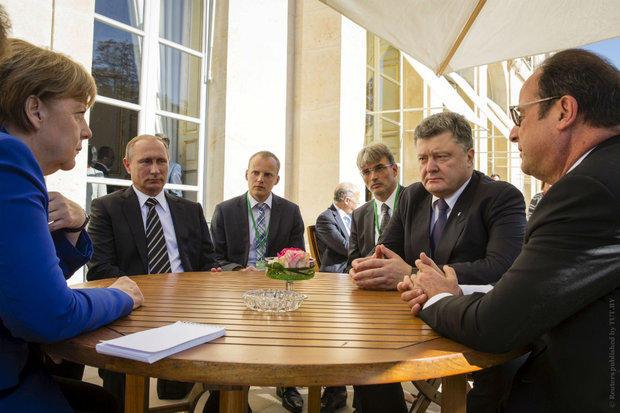 «Нормандская четверка» потребует от Украины определиться с выборами в «ЛДНР ...