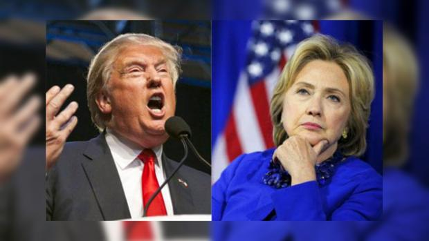 Клинтон: Путин хотелбы видеть марионетку напосту президента США