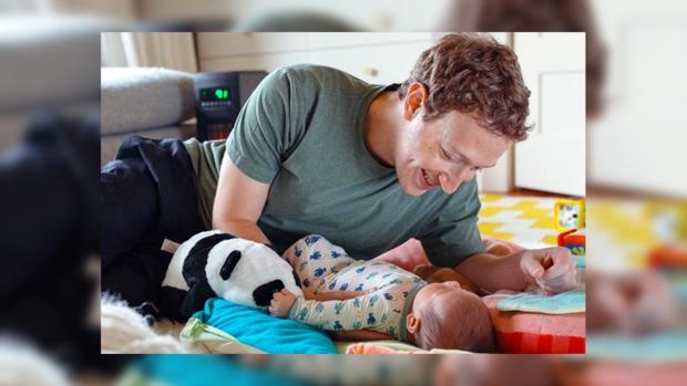 Марк Цукерберг назвал первое слово десятимесячной дочери