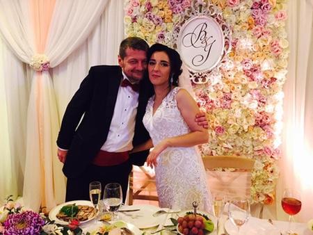 Народный депутат Мосийчук женился в 3-й раз
