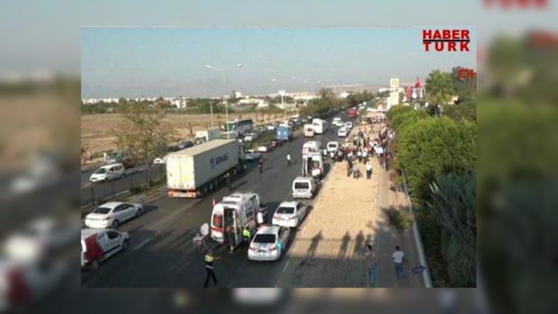 Дипломаты пытаются выяснить, пострадалили жители России при взрыве вАнталье