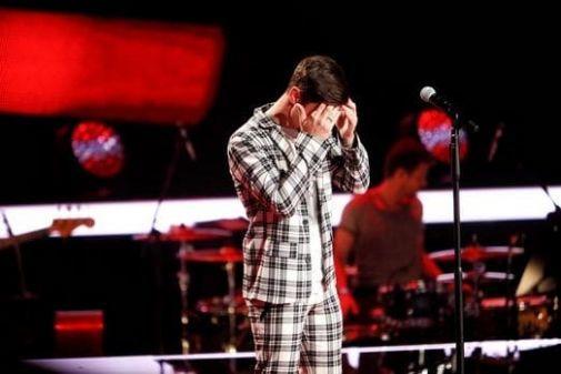 Музыкант, представлявший Латвию, покорил шоу «Голос» вГермании
