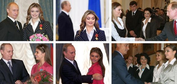Песков опроверг слухи о рождении ребенка у Путина  Forbesru