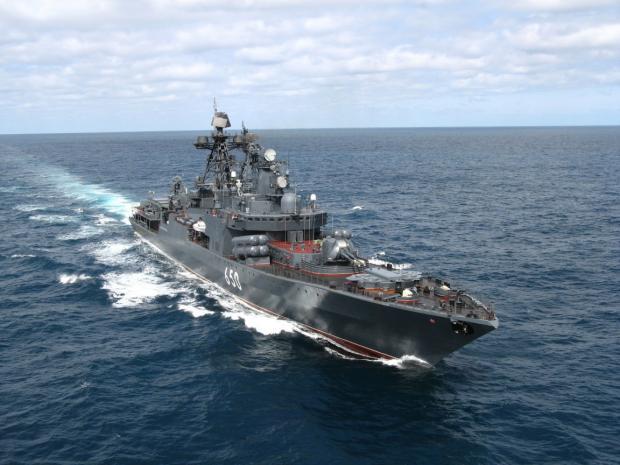 «Адмирал Кузнецов» несобирался заходить вСеуту— Минобороны РФ