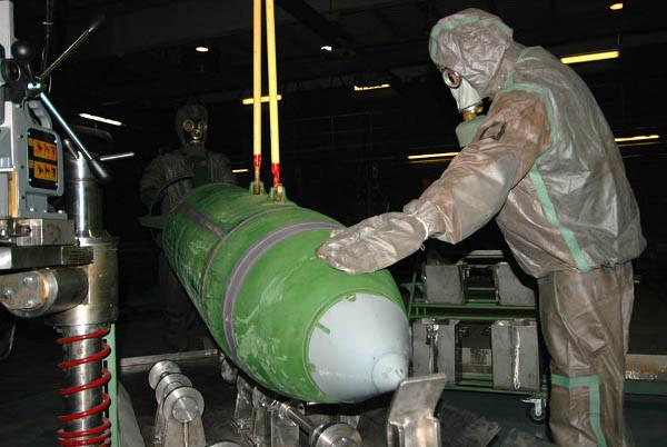 Запасы хим. оружия вКизнере будут уничтожены доконца следующего года