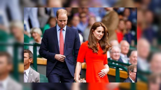 Кейт Миддлтон ипринц Уильям уже выдумали имя для 3-го ребенка