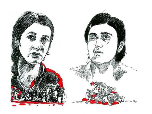 Бежавшие отиракских боевиков секс-рабыни получили премию Сахарова