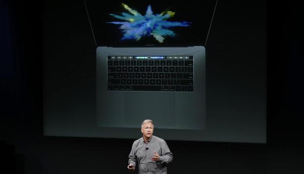 AMD раскрыла характеристики графической карты MacBook Pro