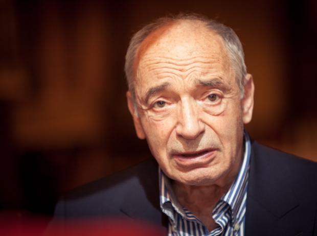 Валентин Гафт прочел стихи насмерть Владимира Зельдина